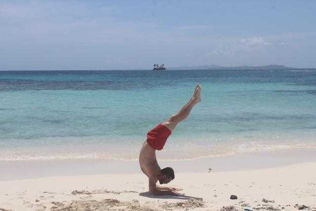 Dean Man Flow Yoga