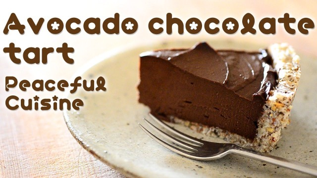 PEACEFUL CUISINE VEGAN CHOCOLATE CAKE